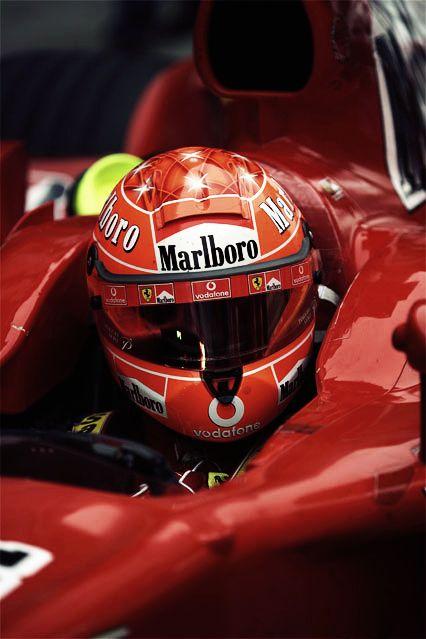 Michael, Ferrari