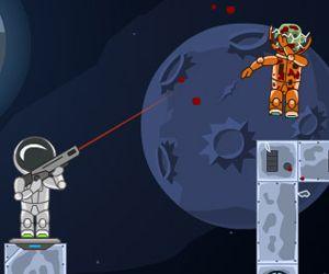 Ricochet Kills : Space - all levels unlocked :http://hackedgamez.com/ricochet-kills-space-hacked/