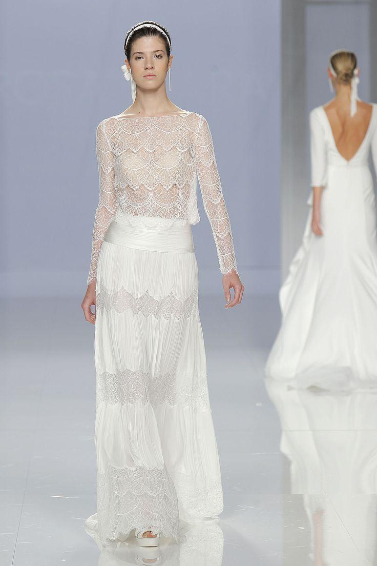 19 besten 2017- vestidos de novia estilo vintage Bilder auf ...