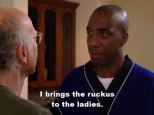 Leon Black | Curb Your Enthusiasm