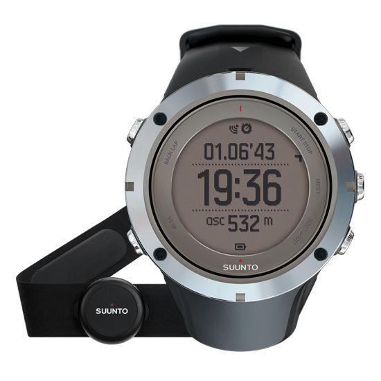 SUUNTO Ambit3 Peak Sapphire HR GPS multisport óra