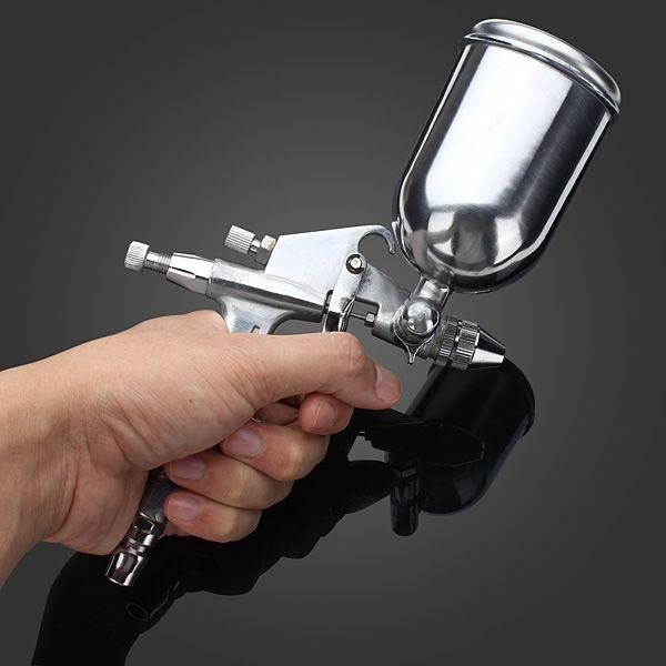 FEIBAO 0.5mm Aluminum Alloy Spray Gun Air Sprayer Painting Tools