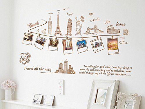 su Foto Decorazione Parete su Pinterest  Decorazione della parete ...
