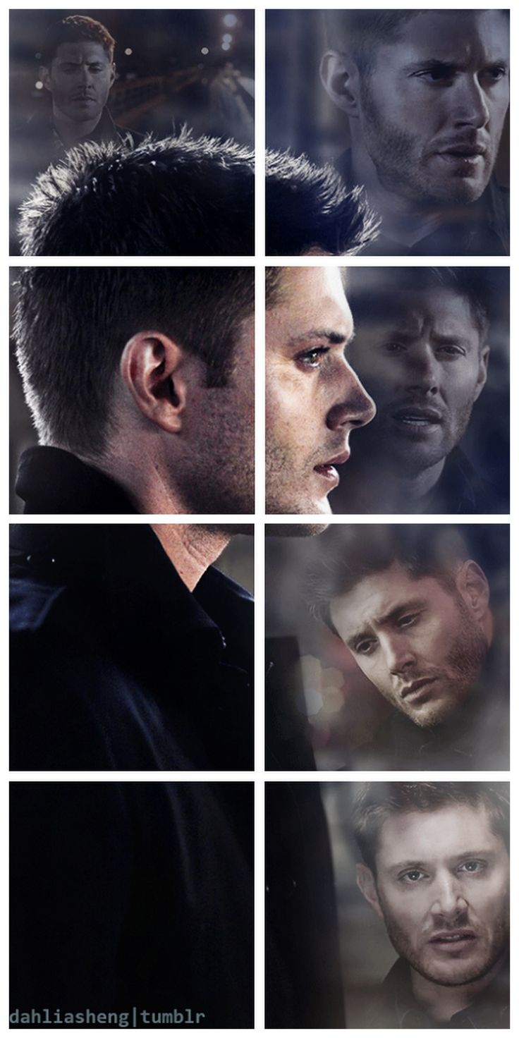 [gifset] Dean Winchester - This is beautiful!  Fangirl - Supernatural