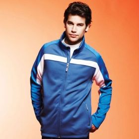 Promotional Products Ideas That Work: M-polaris knit jacket. Get yours at www.luscangroup.com