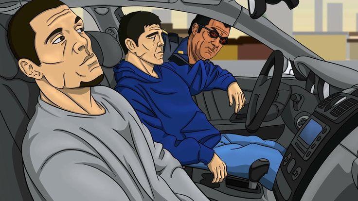 Nick and Nate Get Pulled Over  www.Facebook.com/McDojoLife
