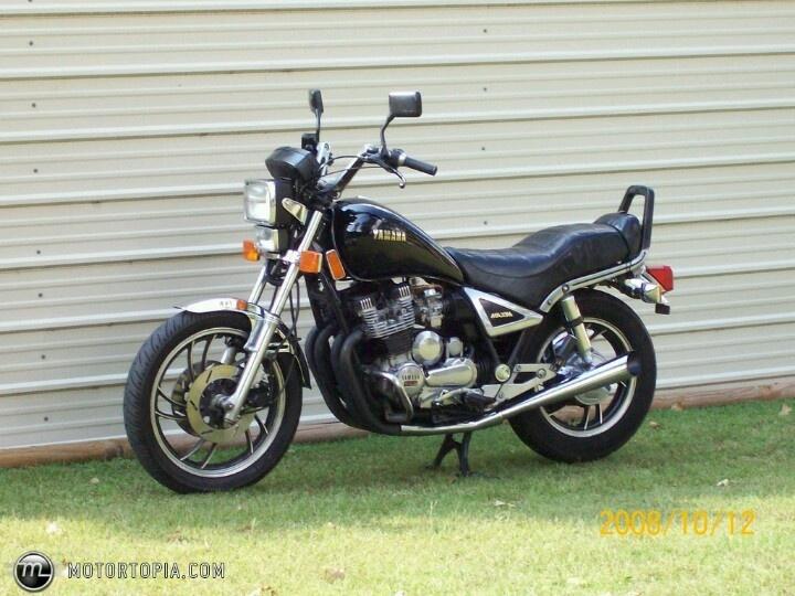 Yamaha xj750 maxim