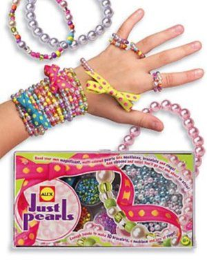 1000+ images about Jewelry Making Kits for Kids on Pinterest
