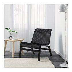 IKEA - NOLMYRA, Chair, birch veneer/gray, , The armchair is lightweight and easy to move if you want to clean the floor or rearrange the furniture.10-year limited warrranty. Read about the terms in the limited warranty brochure.