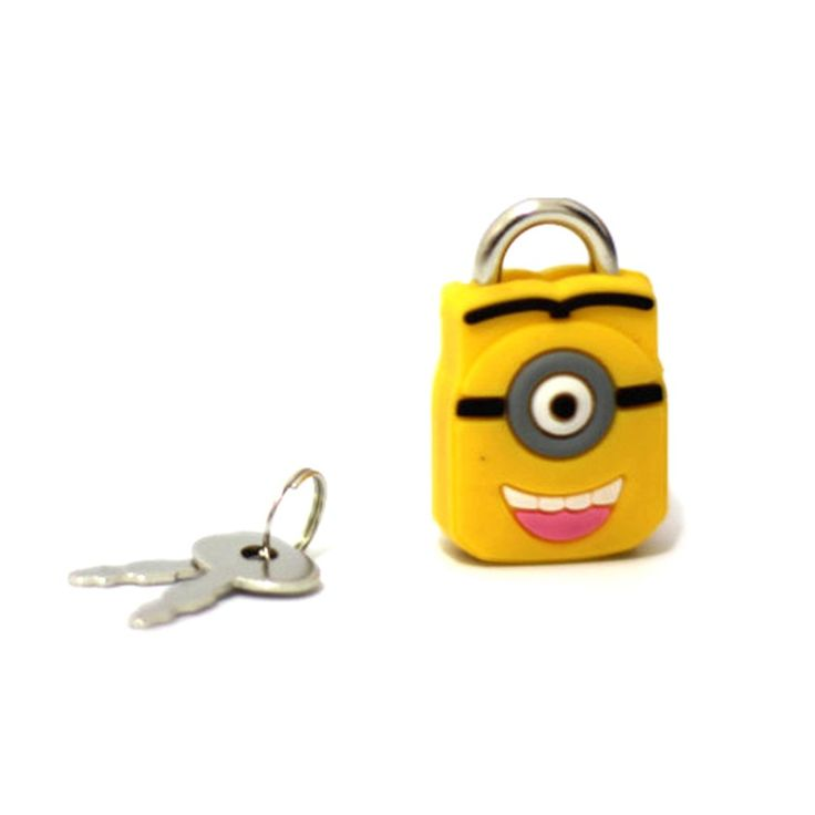 Stationary Lock Minion 1 Rp 35.000