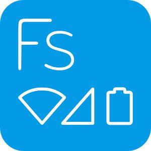 Flat Style Bar Indicators Pro 4.0.0 Apk