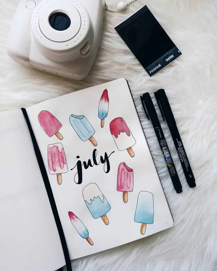 25 Awesome and Independence inspiring July 4th Spreads