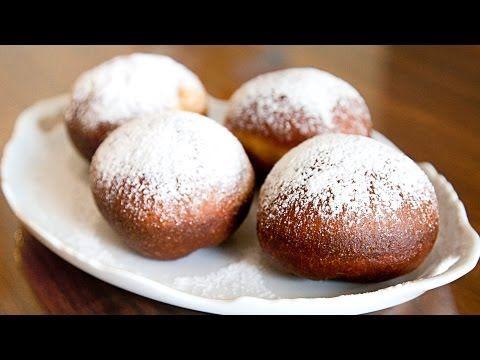 Donuts - Paczki - Ania's Polish recipe #9 — In Ania's Kitchen