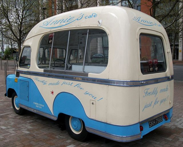 1946 Bedford CA Ice cream van.05/05/13. | Flickr - Photo Sharing!