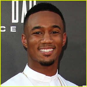 Independence Day's Jessie Usher Sings Opera, Loves Celine Dion, & More Fun Facts!