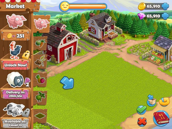 Gourmet Ranch UI Design on Behance