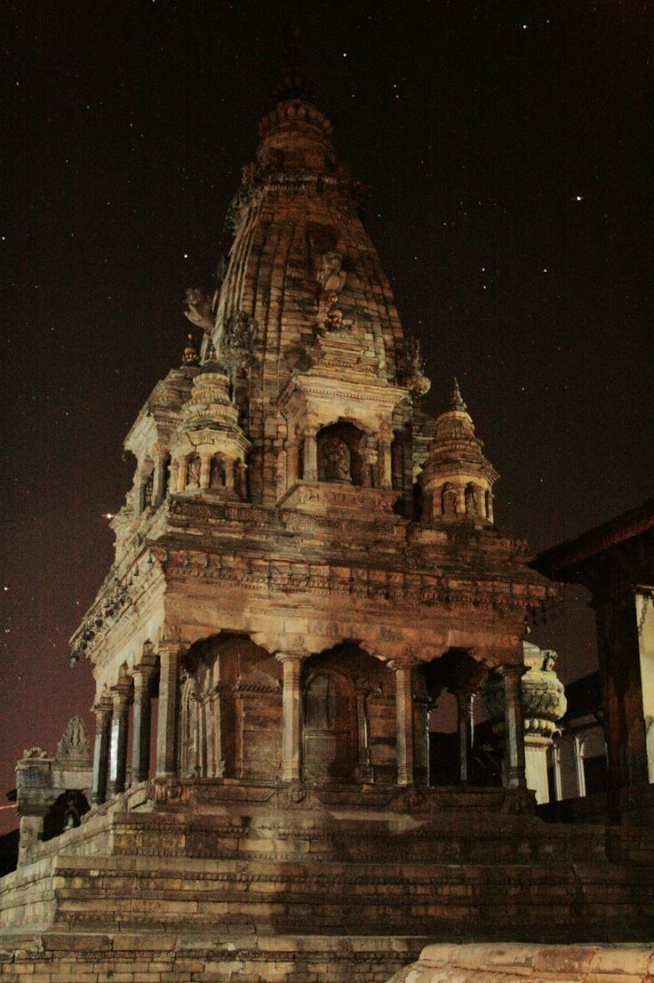 Durbar square Patan Bhaktapur - Nepal - The wibbley bits