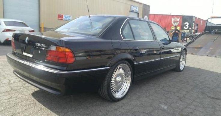 Tupac's BMW up for sale. $1.5 million. #BMW #cars #M3 #car #M4 #auto
