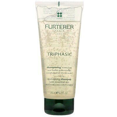 (Ad) Rene Furterer Triphasic Anti-Hair Loss Ritual Stimulating Shampoo 200ml
