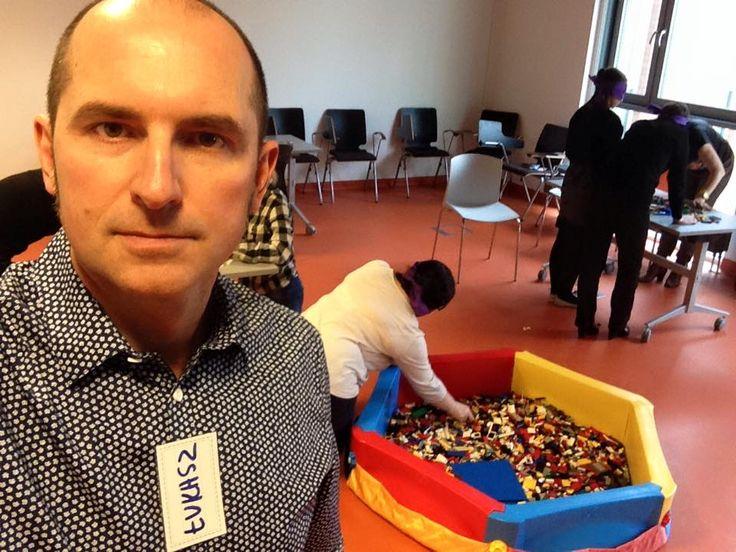 PIERWSZE W POLSCE SZKOLENIA OPARTE O TECHNOLOGIĘ LEGO. MNÓSTWO DOSKONAŁEJ ZABAWY I NAUKI.
