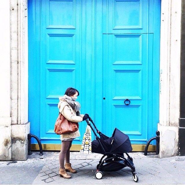 Walk out with the BABYZEN YOYO ;-) #BABYZEN #BABYZENYOYO @littlemadameparis