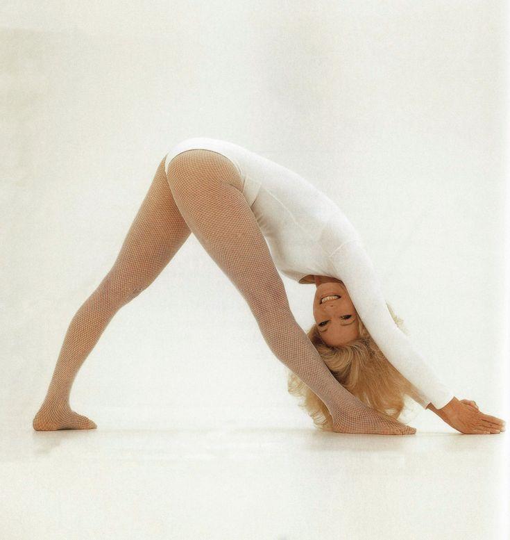 Yvette Mimieux's Feet