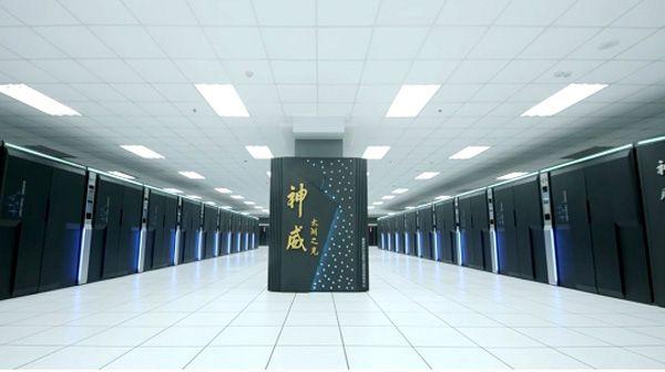 Tiongkok Sukses Bikin Komputer Tercepat di Dunia