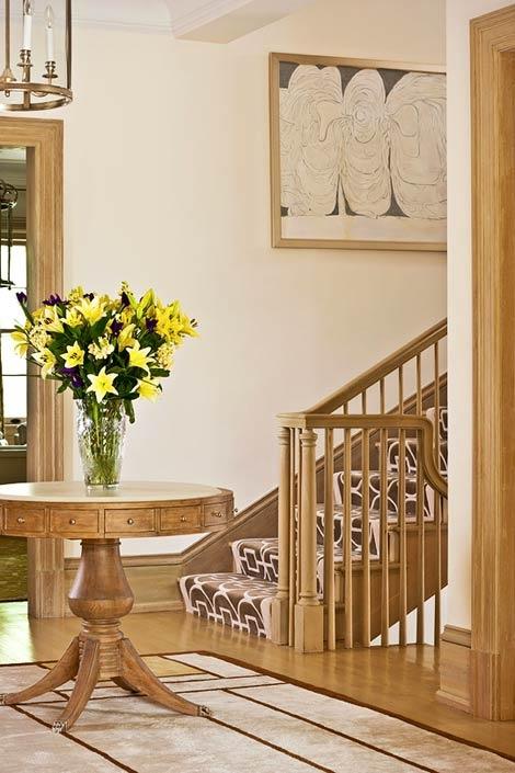 Georgetown House With Stark Carpet! #interiordesigner #designercarpet  #luxurycarpet #designerrug #starktouch. Stair RunnersStairwaysDesign ...