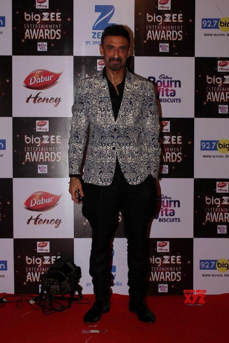 Mumbai: Big Zee Entertainment Awards 2017  Rahul Dev - Social News XYZ