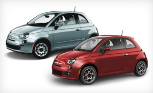 Groupon - New FIAT 500 Sport or 500 Lounge at FIAT of Manhattan (20% Off) in New York (Midtown). Groupon deal price: $14499.0.00