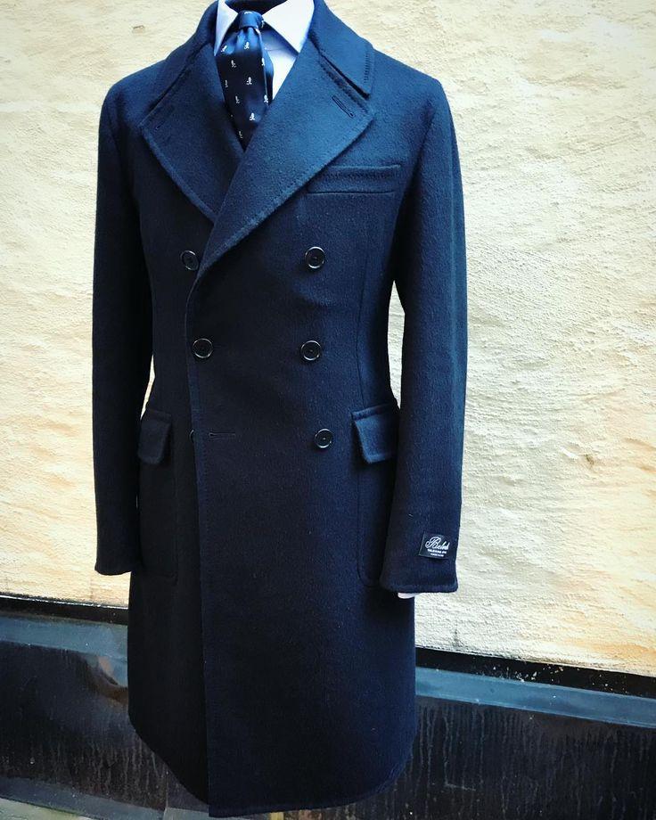 """369 Likes, 14 Comments - Lund & Lund (@lundochlund) on Instagram: """"Last one from @belvest ... . . . #belvest #coat #inspiration #style #gentleman #dapper #menswear…"""""""