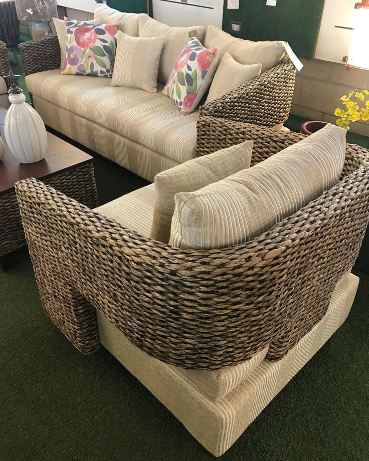 768 best Rattan images on Pinterest | Chaise lounge chairs, Chaise ...