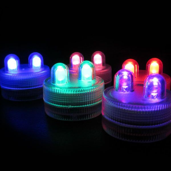 13 best Submersible LED Tea Lights images on Pinterest Led tea