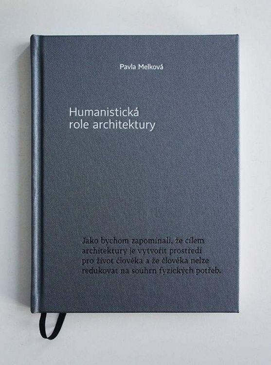 archiweb.cz  - Pavla Melková: Humanistická role architektury - křest nové knihy