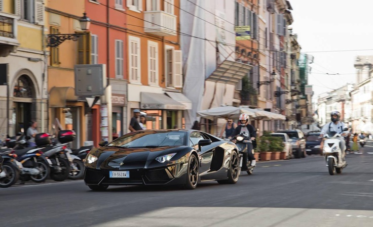 Lamborghini Aventadore