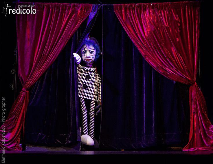 ΠΙΝΟΚΙΟ ένα διαφορετικό αγόρι - κουκλοθίασος redicolo οι περιπέτειες μίας κούκλας σε έναν κόσμο ανθρώπων! παράσταση κουκλοθεάτρου  με κούκλες και μαριονέτες σε ανθρώπινο μέγεθος
