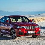 2015 BMW X4 Front Exterior View 150x150 2015 BMW X4 Review