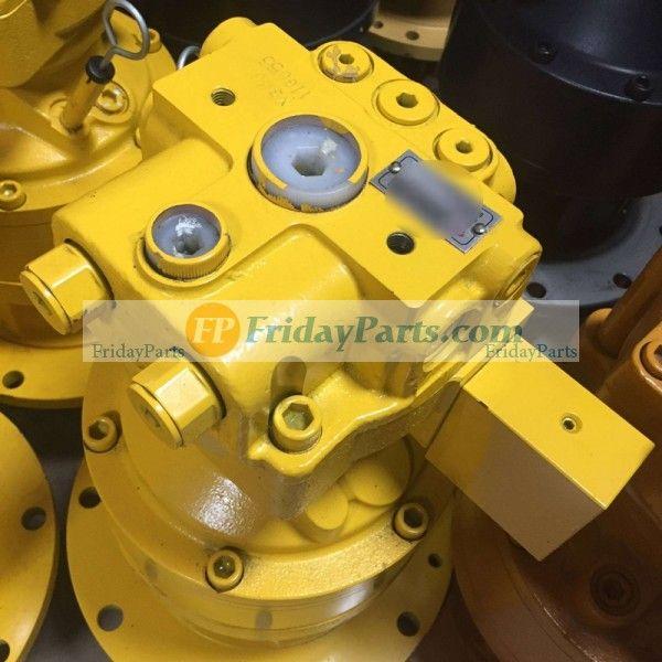 Swing Motor Assy Gear Box 31m8 10130 01 For Hyundai Mini Excavator R55 7 Replacement Mini Excavator Excavator Hyundai