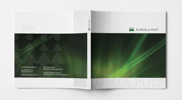 дизайн и верстка брошюры, обложка брошюры