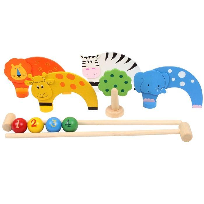 Drewniany krykiet, Bigjigs Toys