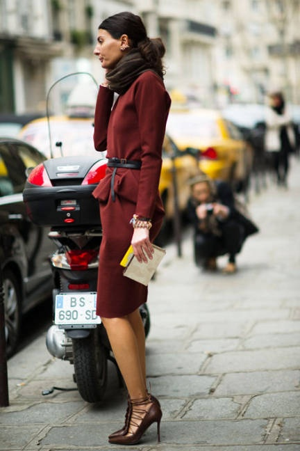 Belle Époque - Paris Fashion Week Street Style - Discover More Street Style - ELLE