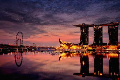Marina Bay Sands-Singapur