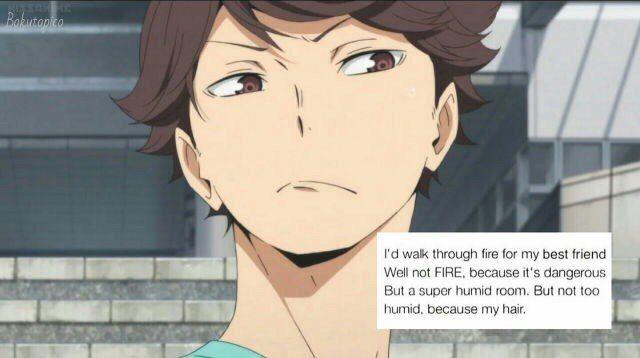 Ooikawa Tooru | Haikyuu!! | #anime