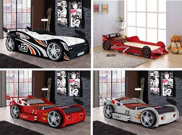 17 best ideas about cama de coches de carreras on - Camas infantiles originales ...