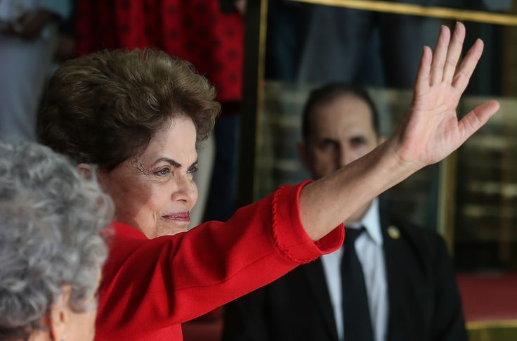 Dilma Rousseff Ousted in Historic Brazil Impeachment Trial.