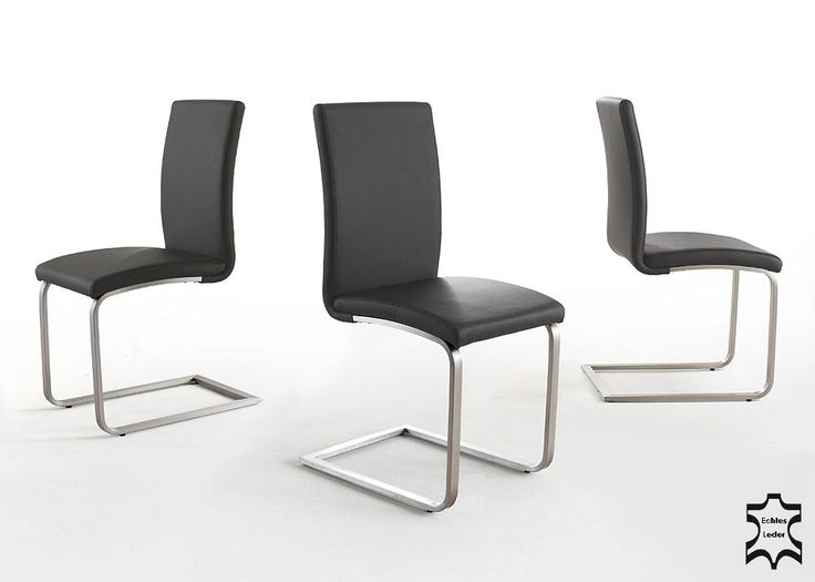 brauner leder akzent stuhl set von 2 m belideen. Black Bedroom Furniture Sets. Home Design Ideas