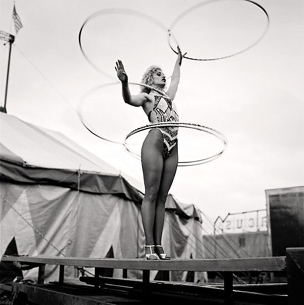 Compelling Portraits of Circus Performers: http://www.shaylorphoto.com/