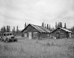 Chisana- Chisana (also Shushanna) (Tsetsaan' Na' in Ahtna) is a census-designated place (CDP) in the Valdez-Cordova Census Area in the U.S. state of Alaska. As of the 2010 Census, the population of the CDP was 0. The English name Chisana derives from the Ahtna Athabascan name Tsetsaan' Na', meaning literally 'copper river' (not to be confused with the river known in English as the Copper River).