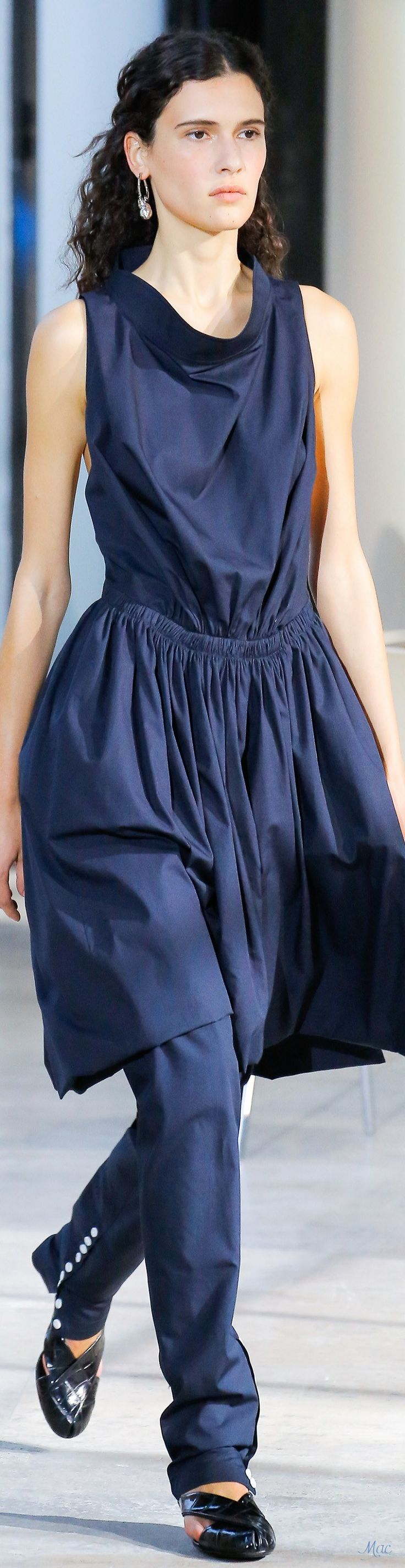 Spring 2018 RTW Lemaire