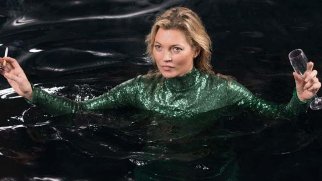 """Kate Moss Says Her 'Absolutely Fabulous: The Movie' Role Was """"A Dream Come True"""""""